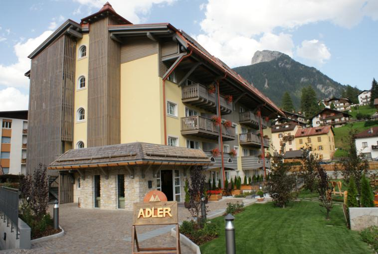 Imagine despre adler family resort bb