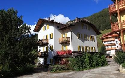 Imagine despre casa vigilio