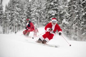 Imagine despre promotia vacanta la ski de craciun 2014