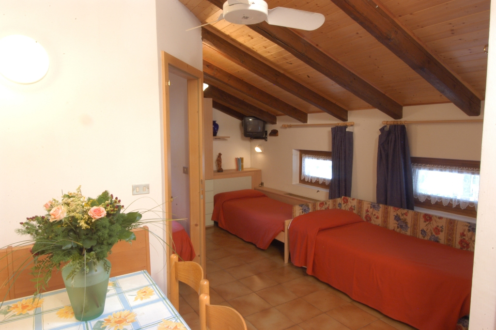 Imagine despre dolomiti camping village wellness resort