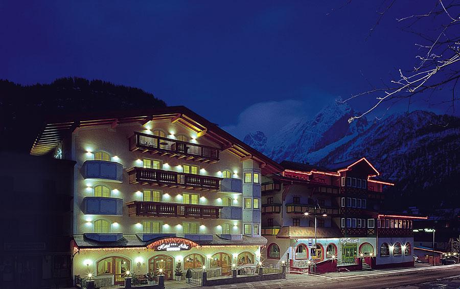 Imagine despre hotel alba