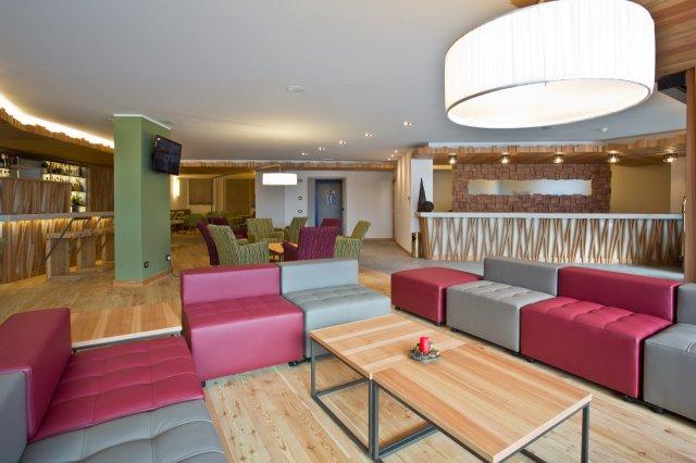 Imagine despre hotel delle alpi