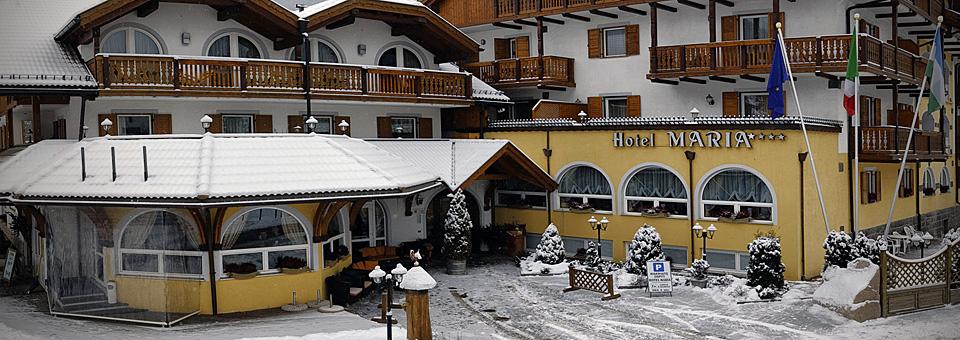 Imagine despre hotel maria