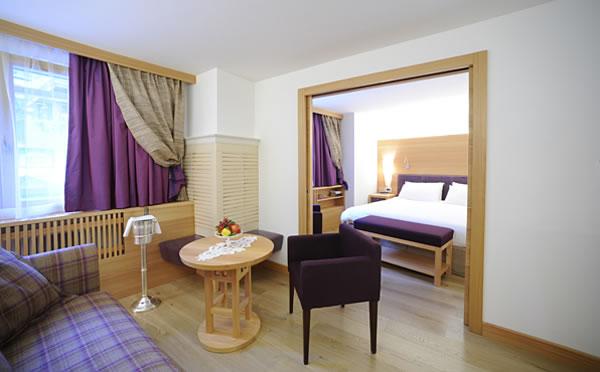 Image about hotel majestic campiglio ski italia