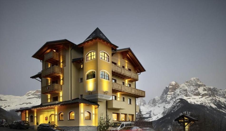 Imagine despre panorama hotel fontanella
