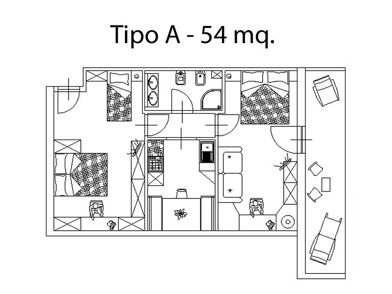 Imagine despre Apartament laste
