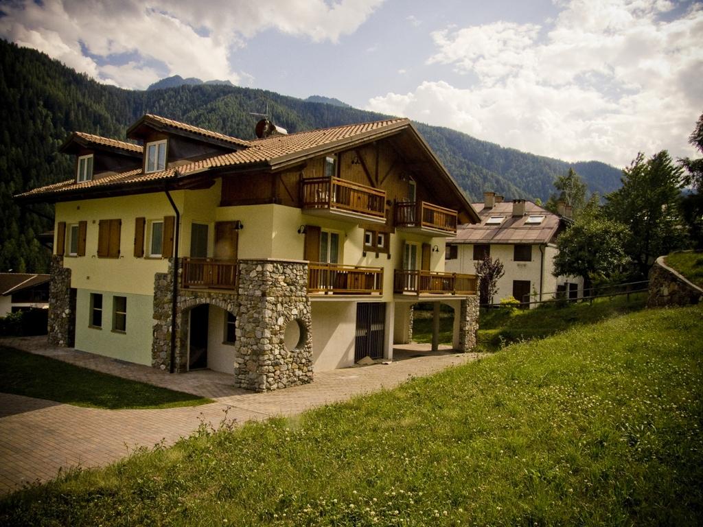 Imagine despre villa verde