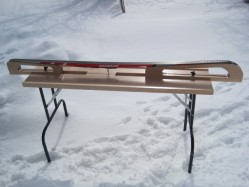 Ceruirea schiurilor: de ce este importanta si cum se face?